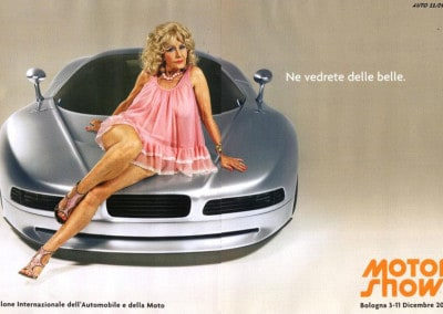 Motor Show – affissione